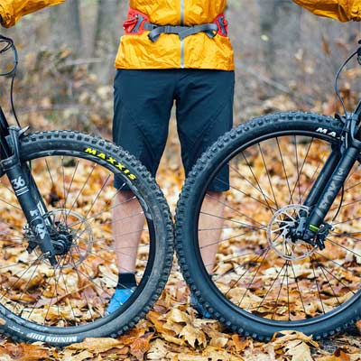 Tamaño de ruedas ideal para las bicicletas de enduro
