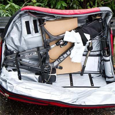 Bolsa de Transporte para Bicicleta Evoc Bike