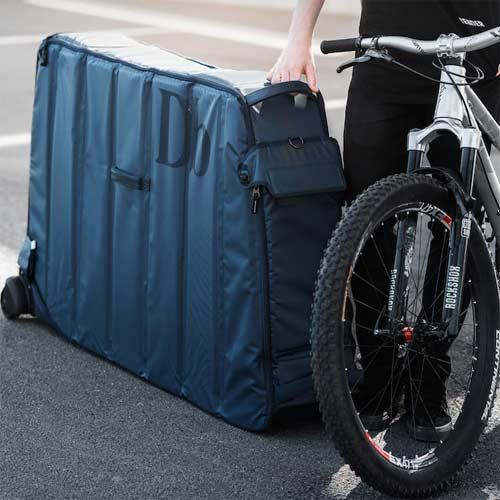 Bolsa de transporte para bicicleta mtb