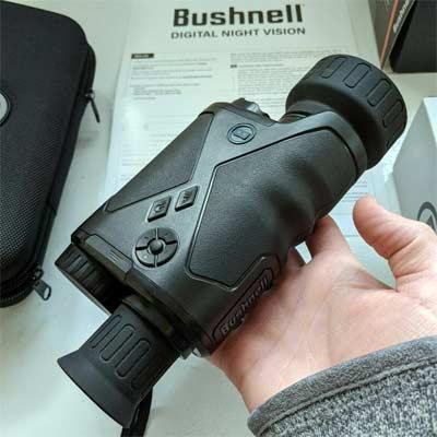 Bushnell Equinox Z2 - Monocular con Visión Nocturna