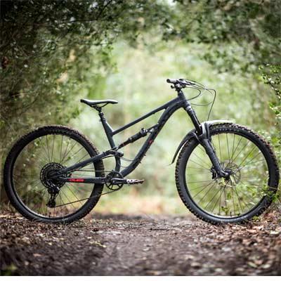 Bicicleta Enduro Calibre Sentry