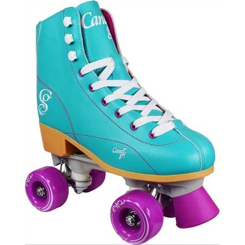 Candi Girl patines de 4 ruedas para mujer