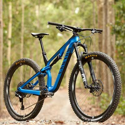 Bicicleta de Montaña Canyon Neuron