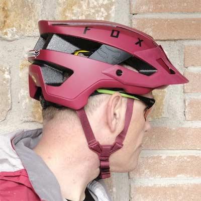 Casco Fox Flux para ciclismo de montaña