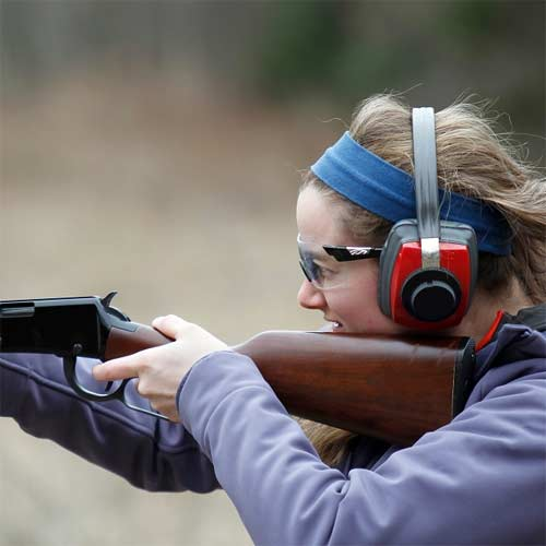 Cascos de protección de oídos para tiro