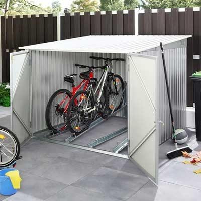 Duramax - Caseta de acero para bicicletas