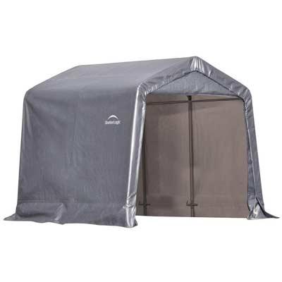 Shelterlogic - Carpa para proteger bicicletas
