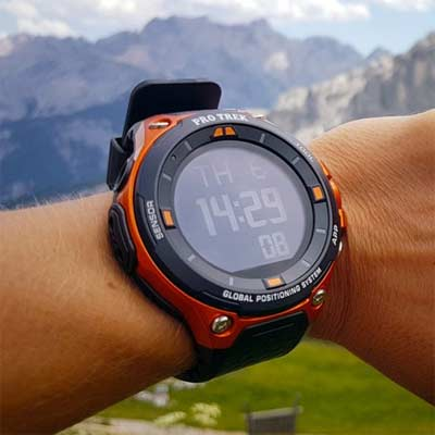 Casio Pro Trek Outdoor GPS