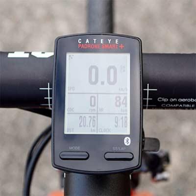 Cateye Padrone Smart+ - GPS para Bici