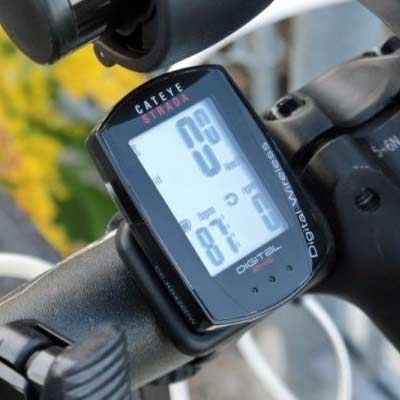 CatEye Strada Wireless - Cuentakilómetros Wireless para Bici