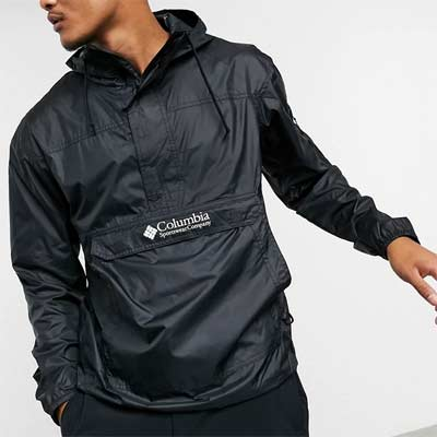 Columbia Challenger - Chaqueta Rompevientos Impermeable