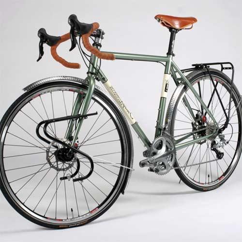 Cuadro Bicicleta Trekking