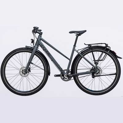 Cube Travel Pro - Bicicleta de Trekking