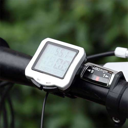 Cuentakilómetros para Bici