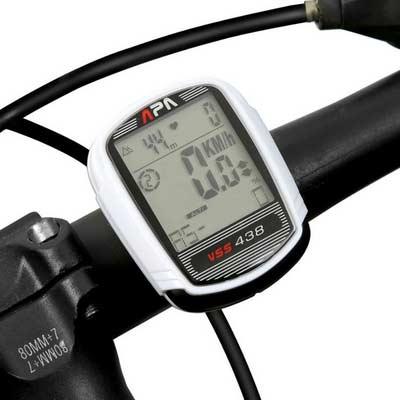 Dream Sport - Velocímetro de cable para Bici