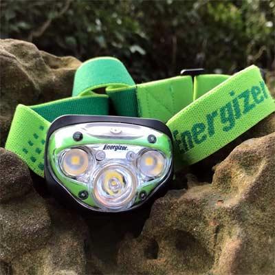 Linterna Frontal Energizer Vision HD