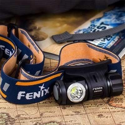 Linterna Frontal Fenix HM50R