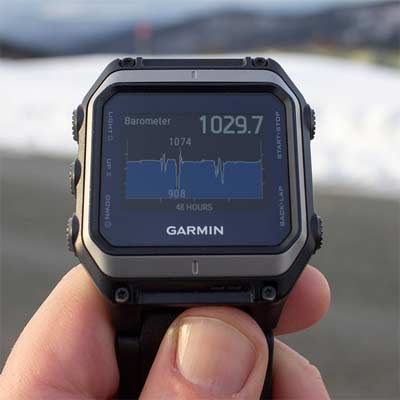 Garmin epix smartwatch con gps