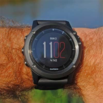 Garmin Fénix 3 Reloj multideporte con GPS