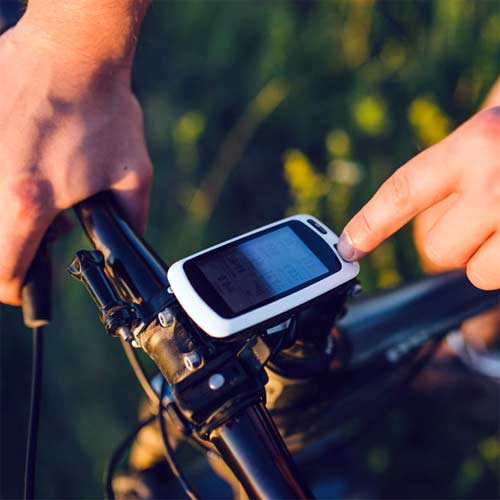 GPS para MTB