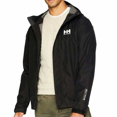 Helly Hansen Seven J - Chaqueta Impermeable Deportiva