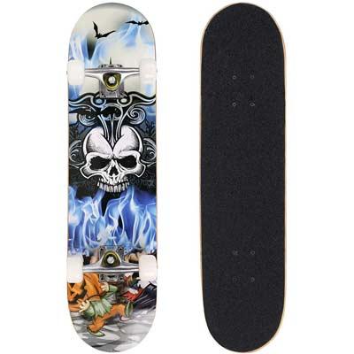 Hikole Skateboard Completo
