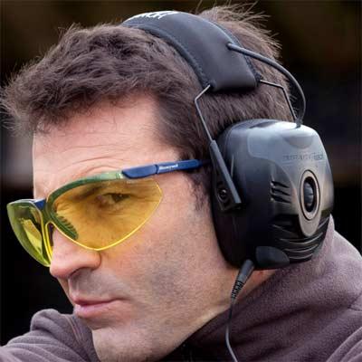Honeywell Howard Leight Impact Pro - Cascos Protectores electrónicos de oído