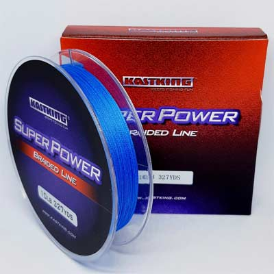 KastKing SuperPower - Sedal trenzado