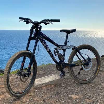 Bicicleta de Montaña Kona Stinky