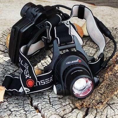 Linterna Frontal Led Lenser H14R.2
