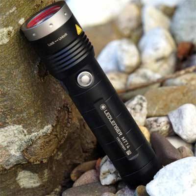 Linterna de caza Led Lenser MT14
