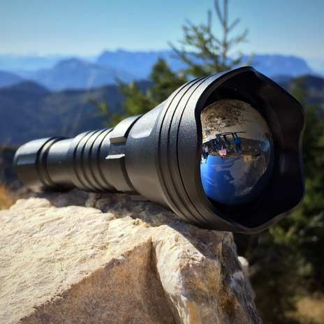 Linterna de caza Odepro KL52 Plus