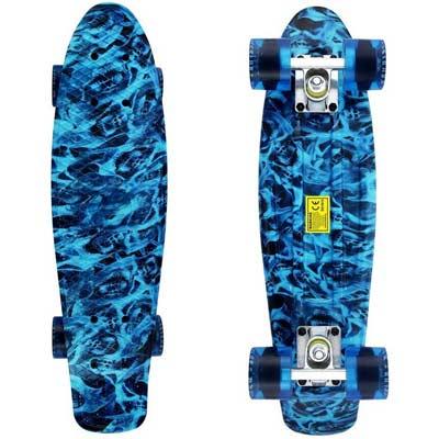 Meketec - Skateboard para niño