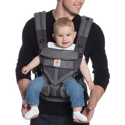 Mochila Ergobaby 360 Cool Air Mesh