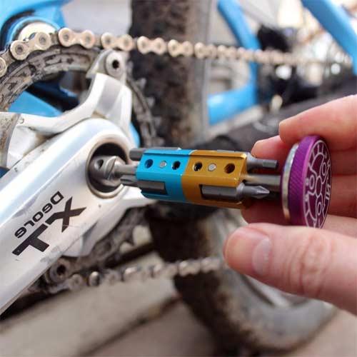 Multi-Herramienta para la bicicleta