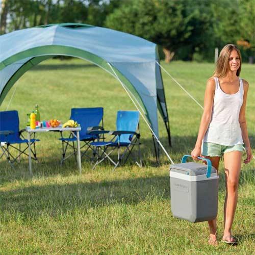 Nevera portátil eléctrica para camping