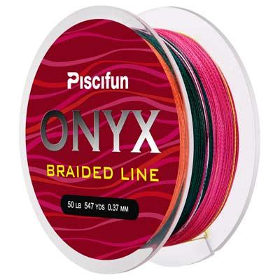 Piscifun Onyx - Línea trenzada para pescar