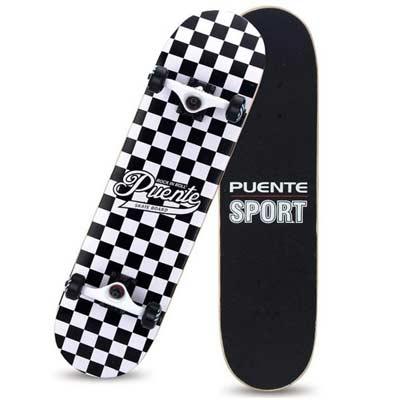 Puente Sport Skateboard Pro