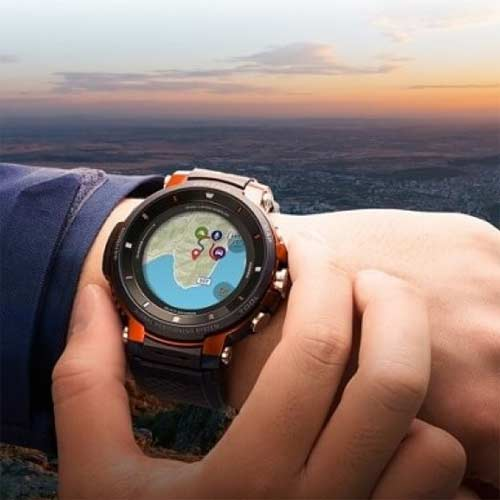 Relojes inteligentes con GPS