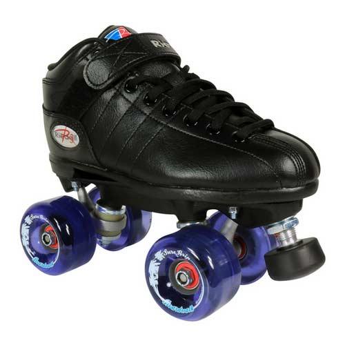 Riedell Skates R3 Derby - Patines para Patinaje