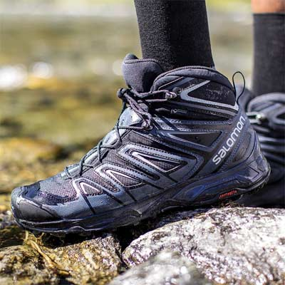 Salomon X Ultra 3 - Calzado de Excursionismo
