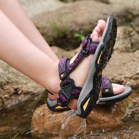 Sandalias deportivas para mujer