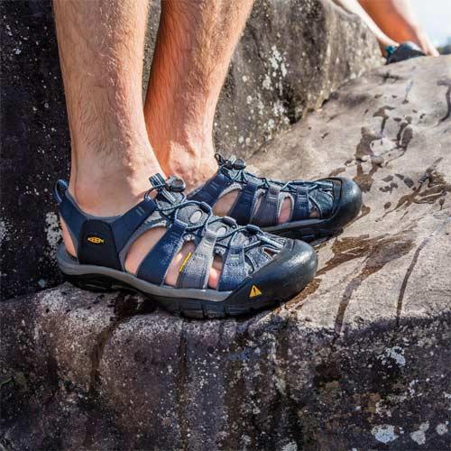 Sandalias de montaña Keen
