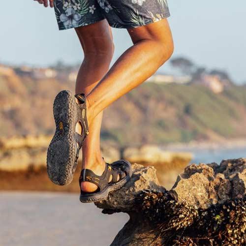 Sandalias de senderismo Keen