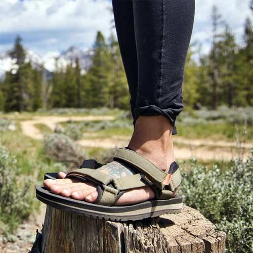 Sandalias de senderismo para mujer