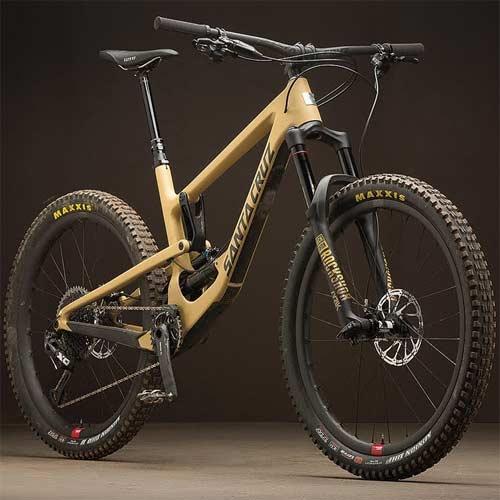 Bicicleta de Montaña Santa Cruz Nomad