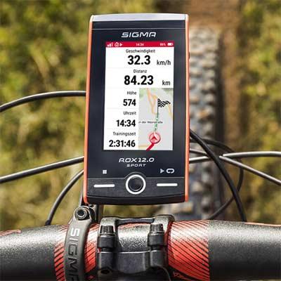 Sigma Rox 12.0 Sport - Navegador CicloGPS
