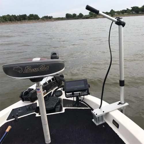 Transductor de sonda de pesca