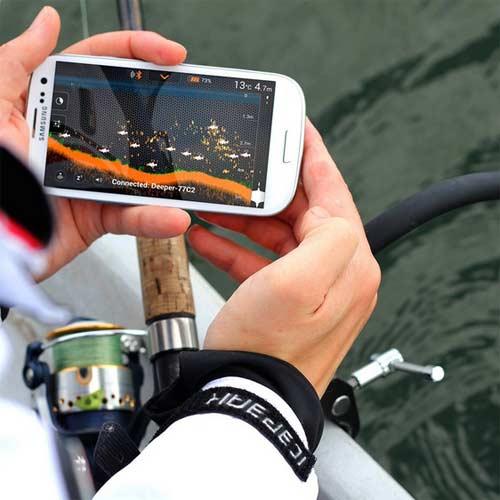 Sondas Portátiles de Pesca
