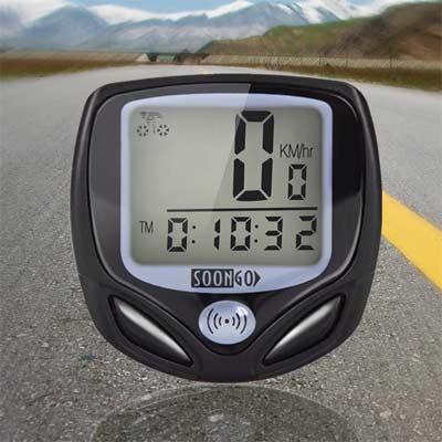 Soon Go - Velocímetro Inalámbrico de Bicicleta